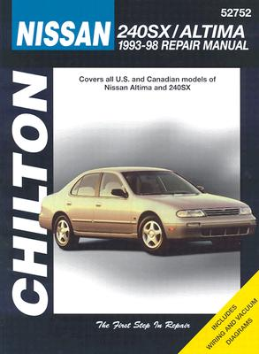 Chilton's Nissan By Chilton Book Company (EDT)