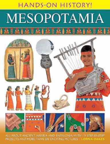 Hands-On History Mesopotamia By Oakes, Lorna